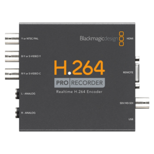 Blackmagic Streaming Webcast Encoder H.264 Pro