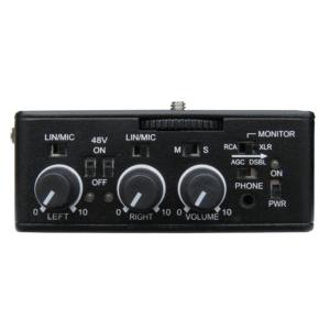 Beachtek DXA-SLR Active Adapter For DSLR Cameras