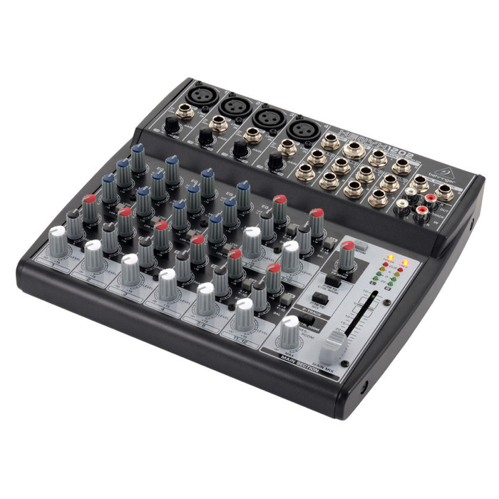 Behringer Xenyx 1202 Analog Mixer (4 Microphone Inputs)