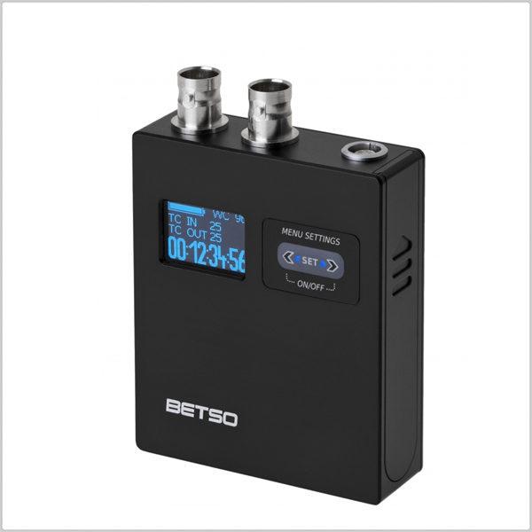 BETSO SBOX-1N Time Code & World Clock Generator
