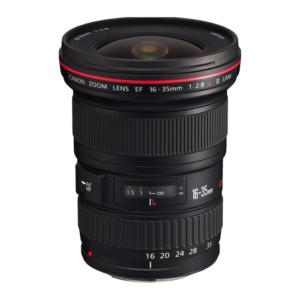 Canon EF 16-35mm MKII F2.8L USM Lens