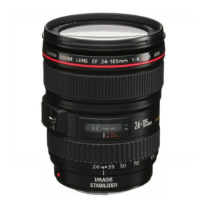 Canon EF 24-105mm IS USM F4L Lens