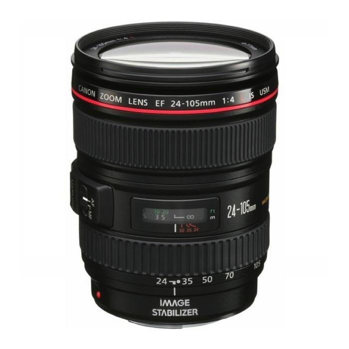 Canon EF 24-105mm IS USM F4L Lens