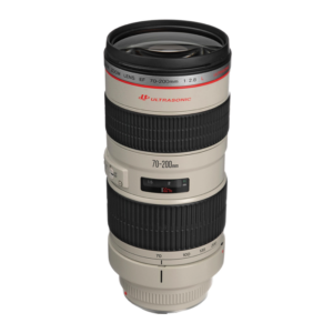 Canon EF 70-200mm MKII IS USM F2.8L Lens