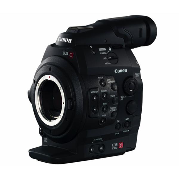 Canon C300 MK1 EF Mount