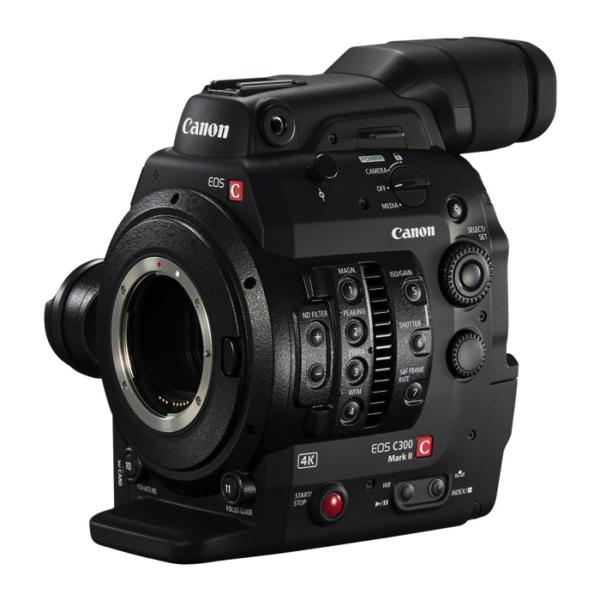 Canon C300 MK2 EF Mount