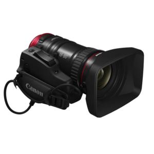 Canon CN-E 18-80mm EF Cine Servo Zoom T4.4 L Lens