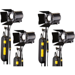 Dedo 4 Head Lighting Kit 150W