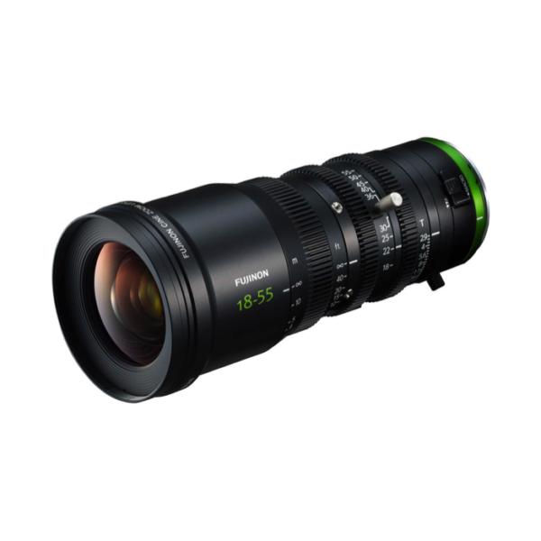 FUJINON MK Cine 18-55mm T2.9 Zoom Lens (Sony E Mount)