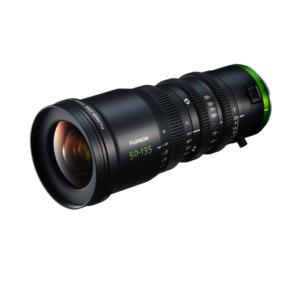 FUJINON MK Cine 50-135mm T2.9 Zoom Lens (Sony E Mount)