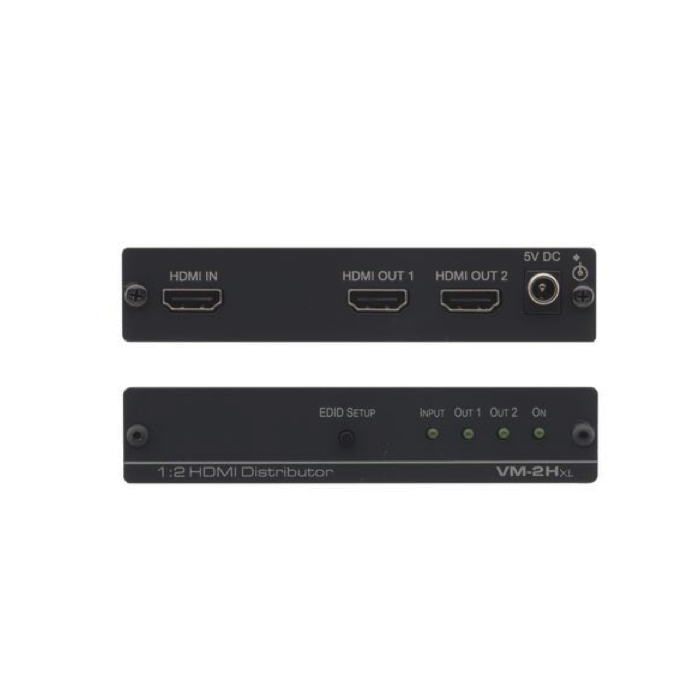 Karmer HDMI Splitter (1x Input To 2x Outputs)