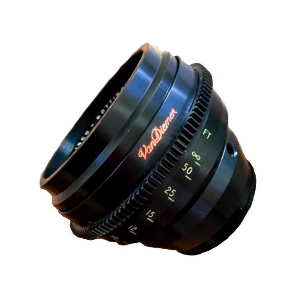 Cine Rehoused Iscorama Cinegon 1.5X Anamorphic lens