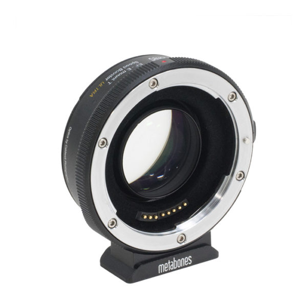 Metabones Speed Booster Ultra Adaptor Canon EF To Sony E Mount