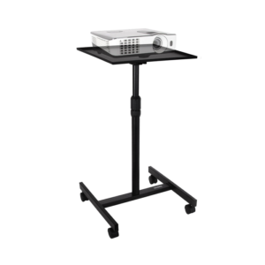 Projector / Laptop Stand With Wheels (Adjustable Height)
