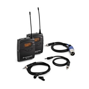 Sennheiser EW 112P G3 Tie Clip Radio Microphone