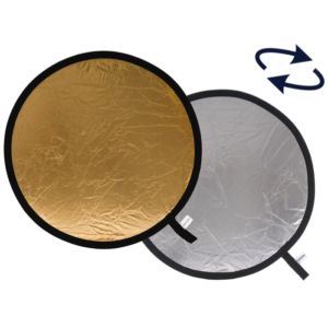 Reflector 42inch Circular (Gold, Silver, White & Black Available Please Specify)