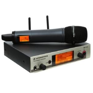 Sennheiser EW300 G3 Handheld Wireless Microphone System