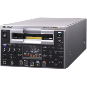 Sony HVR-1500 VTR Deck (DV, HDV & DVCAM Recorder)