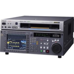 Sony SRW-5500 VTR Deck (HDCAM SR Recorder)
