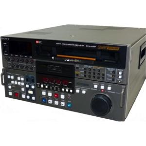 Sony DVW-A500P VTR Deck (Digital Betacam Recorder)