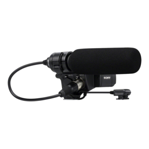 Sony XLR-K1M Adapter & Microphone Kit